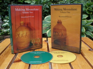 moonshine 2 volume dvd set